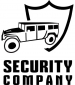 Security company - tvorba loga